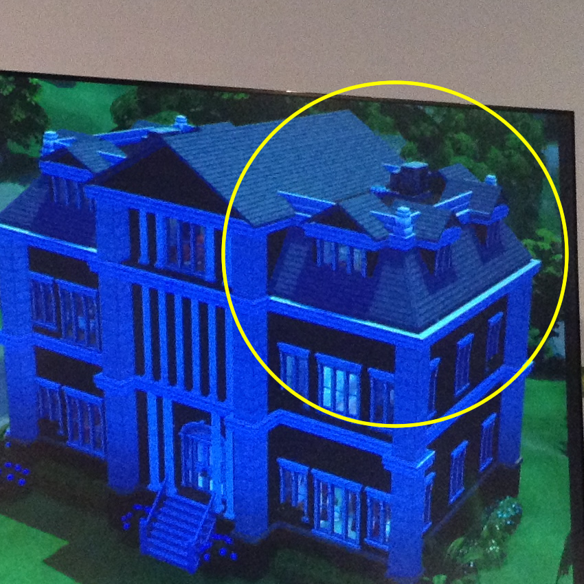 Sims camp de sims 4 bouwmodus snw - Een helling aanpassen ...