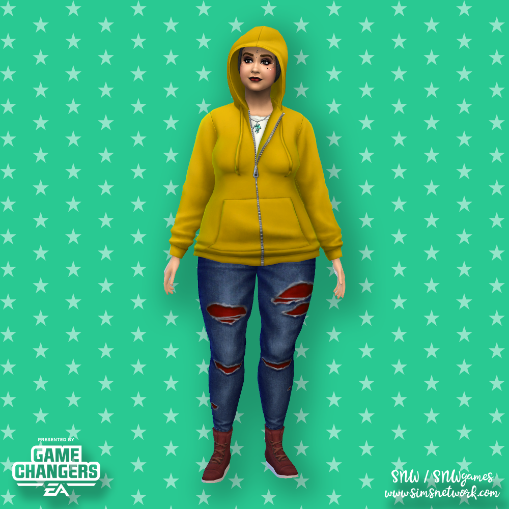 The Sims 4: Realm of Magic - A Little Lookbook by Rosie and Cheetah