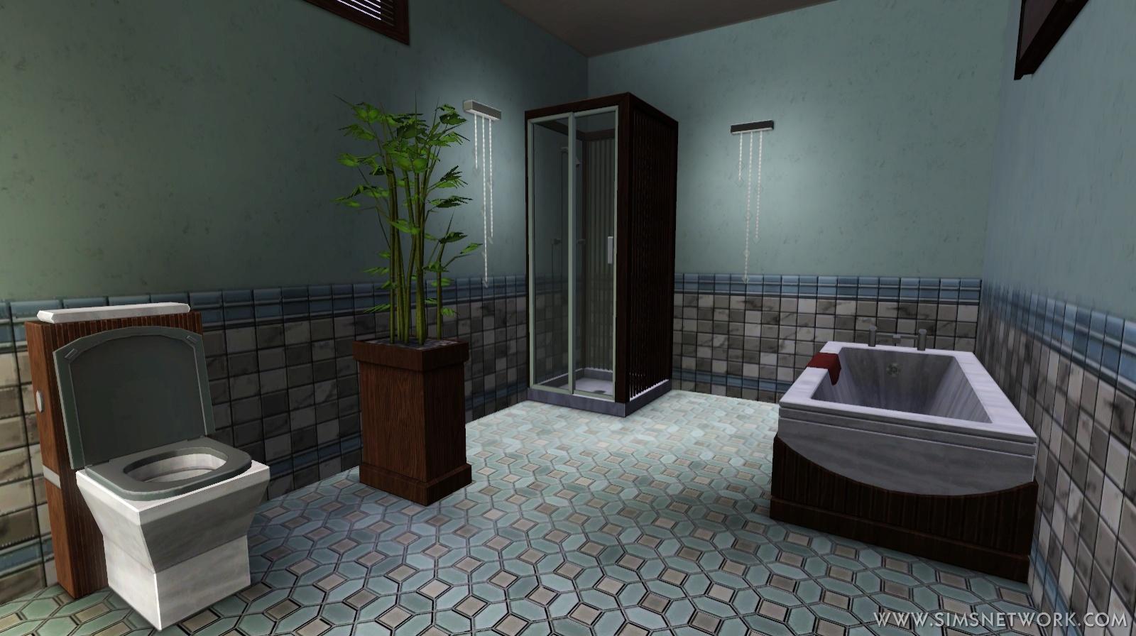 De Sims 3 - Slaap- en badkamer Accessoires Review | SNW ...