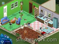 The Sims Livin' Large