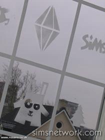Sims Snow Stencils