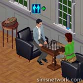 The Sims Livin' Large Comic Strip - Voodoo Doll