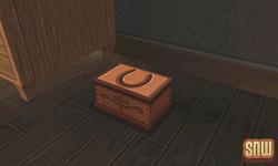 De Sims 3 Beestenbende: Urnkist voor paarden