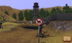 De Sims 3 Beestenbende: Geen lama's toegestaan!