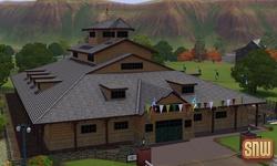De Sims 3 Beestenbende: Appaloosa Plains openbaar kavel