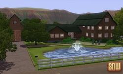 De Sims 3 Beestenbende: Appaloosa Plains huizen