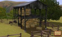 De Sims 3 Beestenbende: Appaloosa Plains