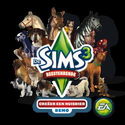 De Sims 3 Creëer een Huisdier Demo