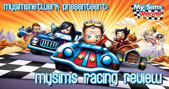 MySimsNetwerk reviewt MySims Racing!