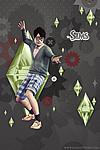 The Sims 10e Verjaardag wallpapers (iPhone 4)