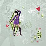 The Sims 10e Verjaardag wallpapers (iPad)