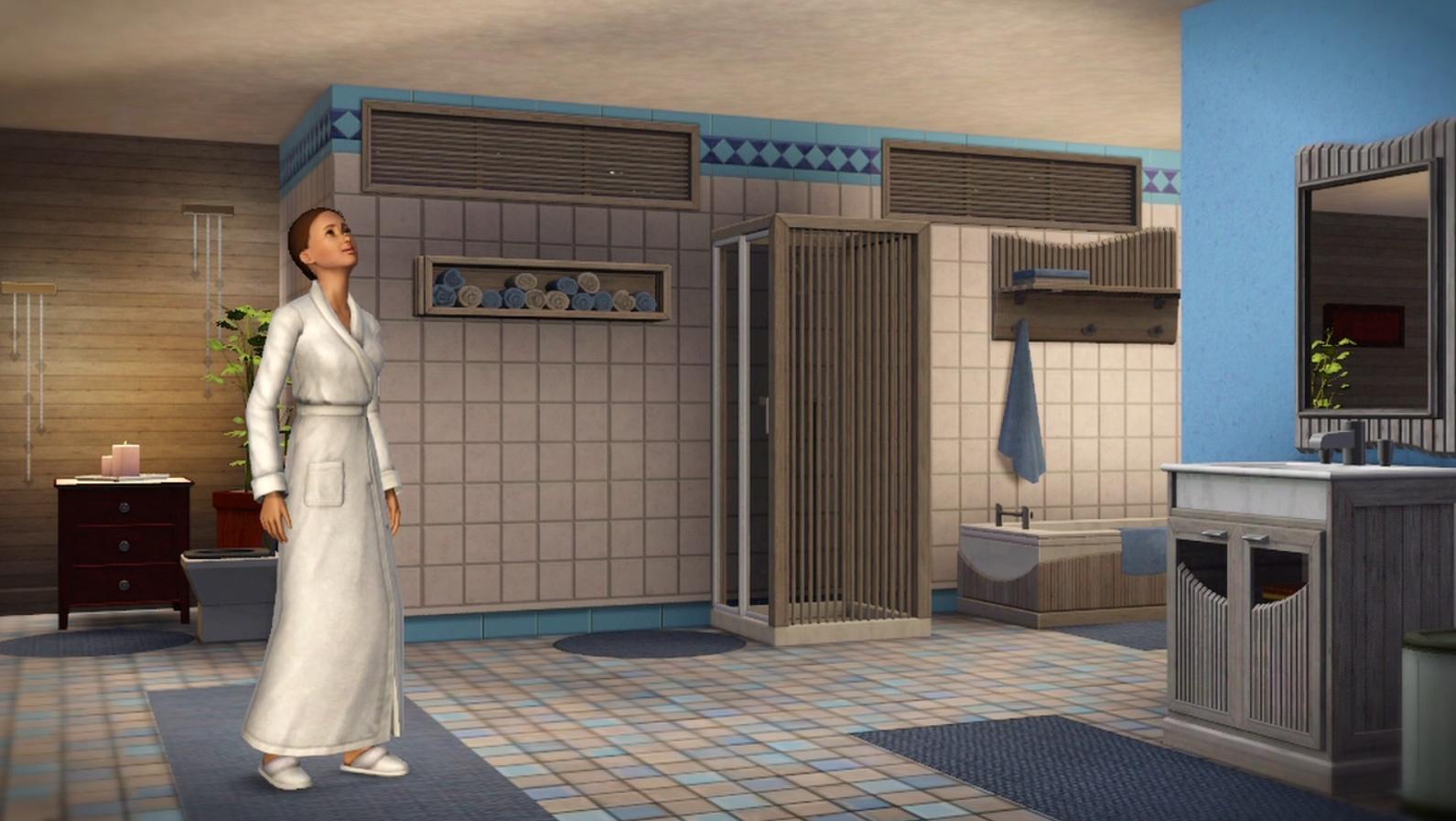De Sims 3: Slaap- en Badkamer Accessoires - Nieuws   SNW ...