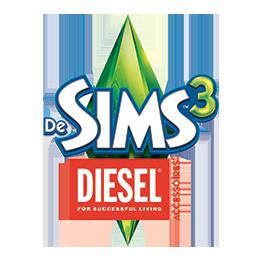 De Sims 3: Diesel Accessoires
