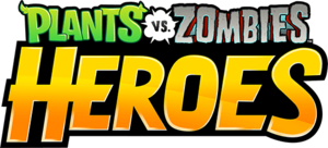 Plants vs. Zombies Heroes logo