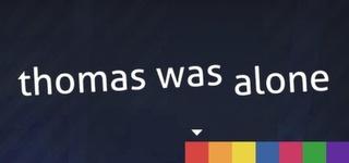 Thomas Was Alone Logo