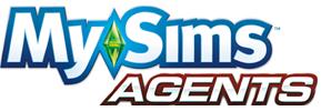 MySims Agents logo