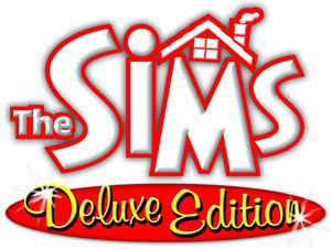 The Sims: Deluxe Edition logo