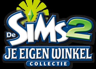 De Sims 2: Je Eigen Winkel Collectie logo