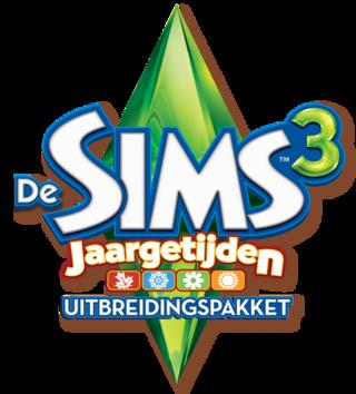 De Sims 3: Jaargetijden logo