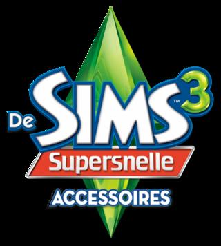 De Sims 3: Supersnelle Accessoires logo