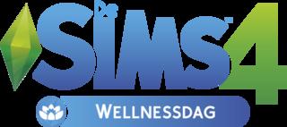 De Sims 4: Wellnessdag Logo