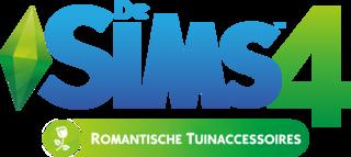 De Sims 4: Romantische Tuinaccessoires logo
