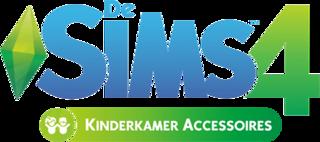De Sims 4: Kinderkamer Accessoires logo
