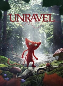 Unravel box art packshot