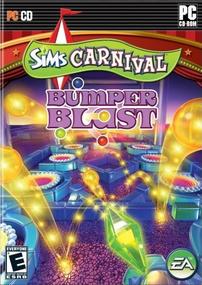 The Sims Carnival: BumperBlast box art packshot