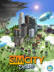 SimCity Deluxe box art packshot