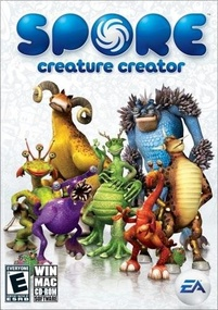 Spore: Creature Creator box art packshot