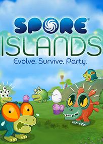 Spore Islands box art packshot