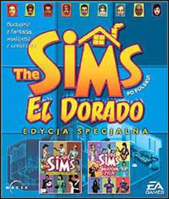 The Sims: El Dorado (Edycja Specjalna) packshot box art