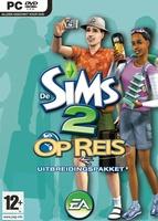 De Sims 2: Op Reis box art packshot