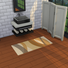 Abstract Rug for The Sims 4
