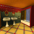 Christmas Art Deco House