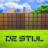 De Stijl Wooden Wall Panels Blocks (Full) #7