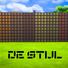 De Stijl Wooden Wall Panels Blocks (Small) #12