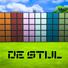 De Stijl MCM Wall Panels Blocks (Full) #7