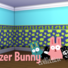 Freezer Bunny Collectie: Wolken Behang
