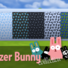 Freezer Bunny Collection: Big Bunnies/Starburst Wallpapers
