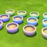 Pastel/Berry Plantenpotten