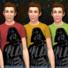 Star Wars Darth Vader Shirts voor Mannen