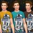 Star Wars R2-D2 Shirts for Men