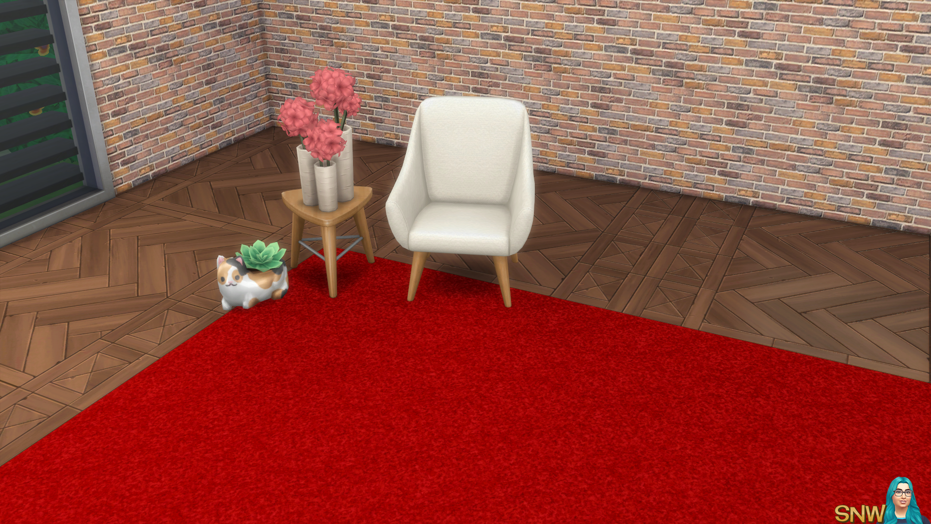 Valentine's Day 2018 / Love Carpets #1 (Plain)