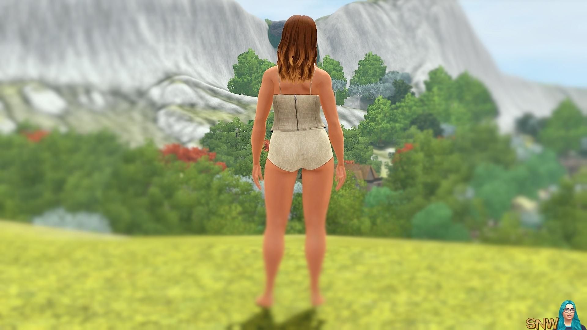DV Swimwear Outfit