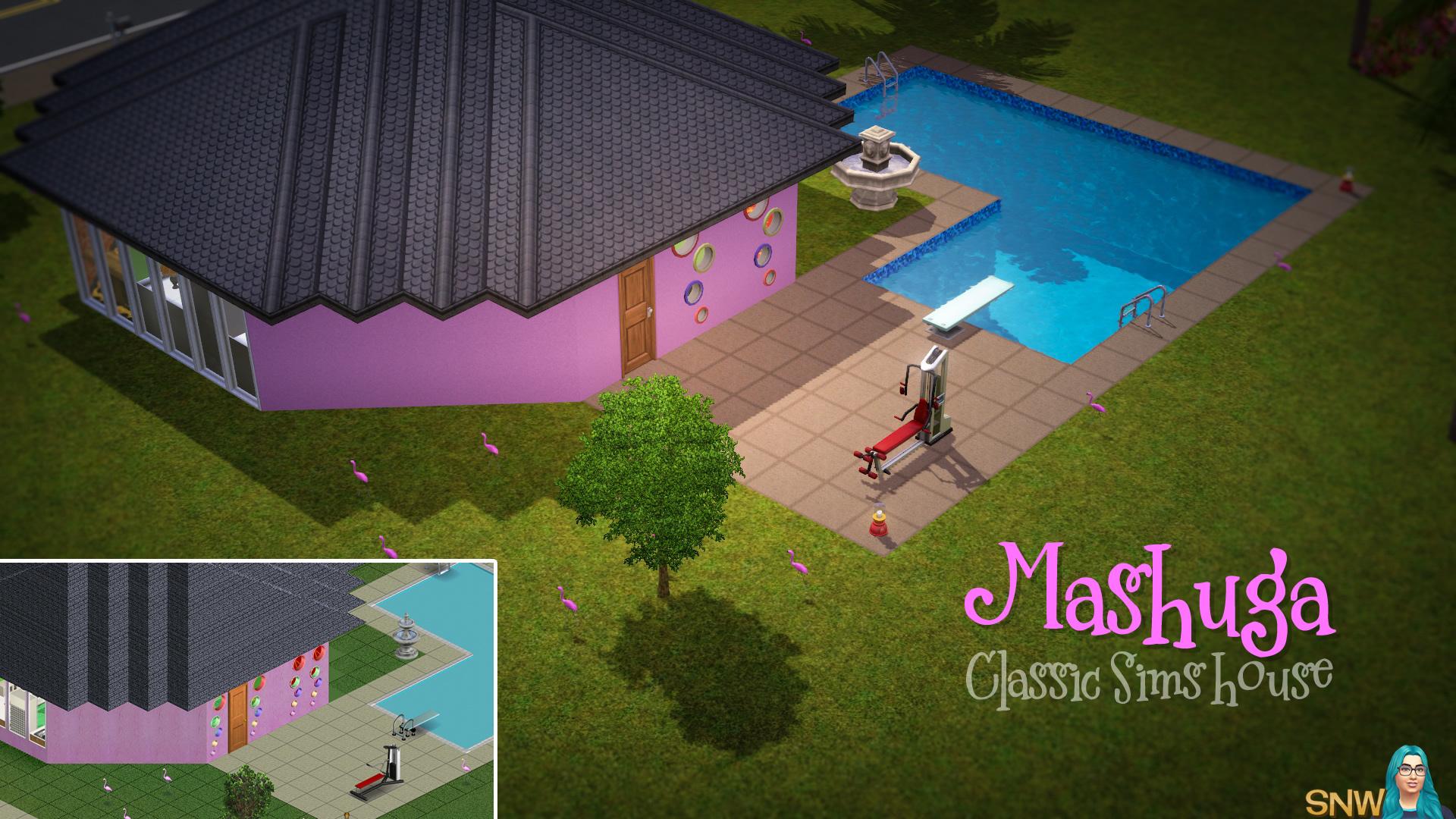 Mashuga House