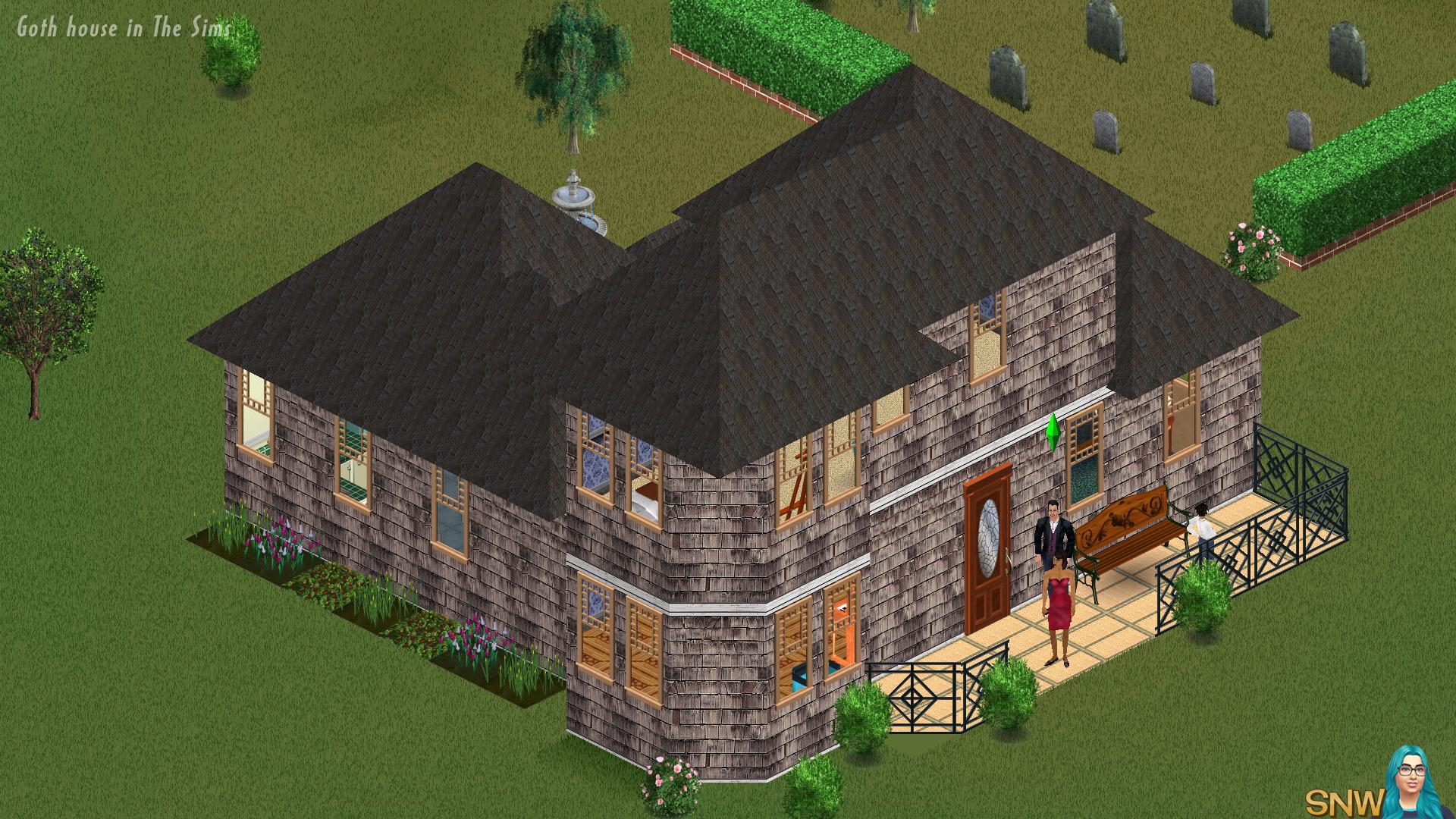 Goth House