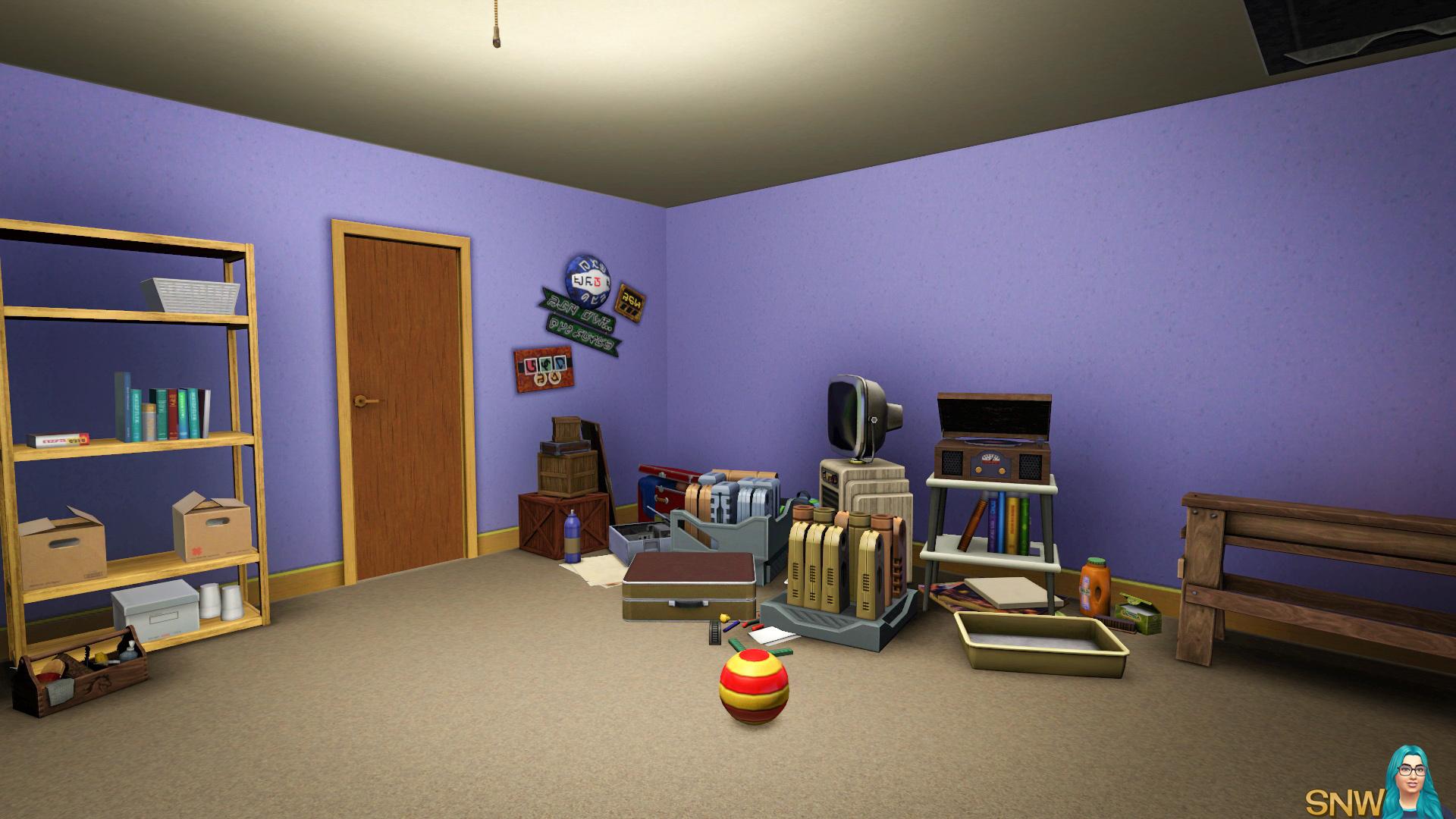 De Arbuckle Woning (Garfield's Huis)