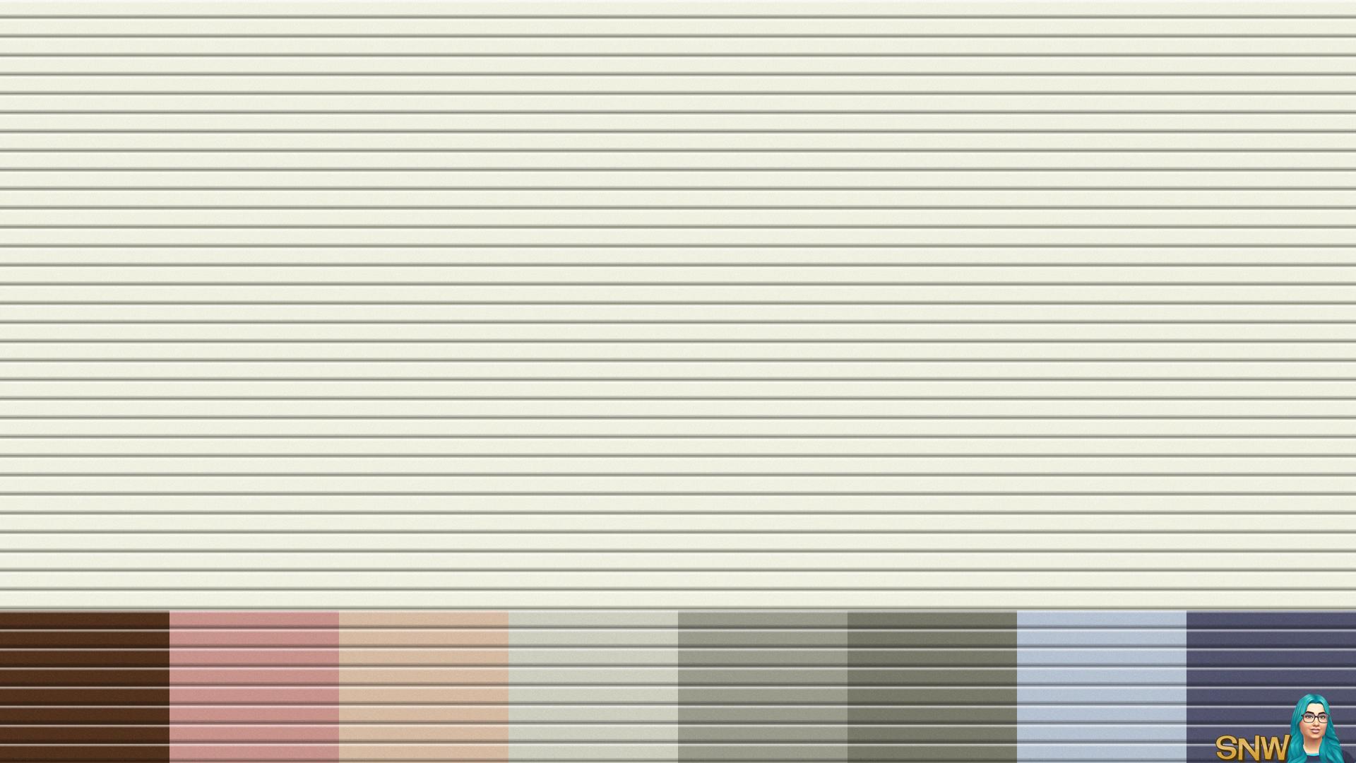 Murkland inspired Simple Trailer Siding (Low)